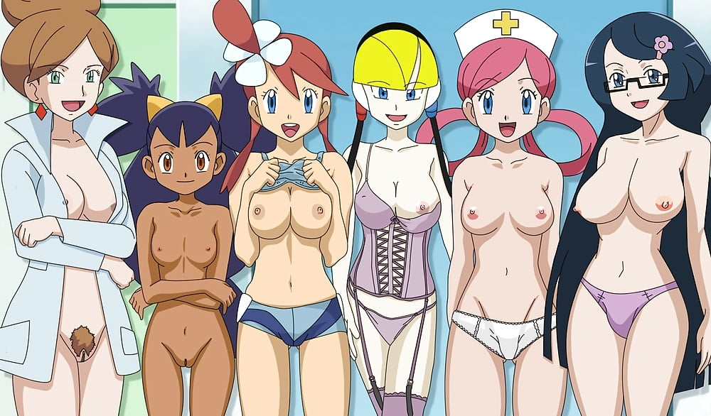 All Pokemon Girl Sexy
