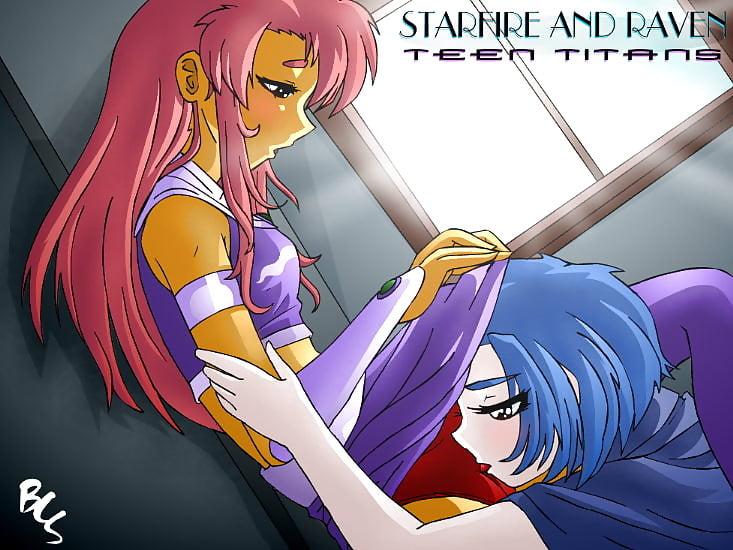 starfire xxx y raven gratis hd