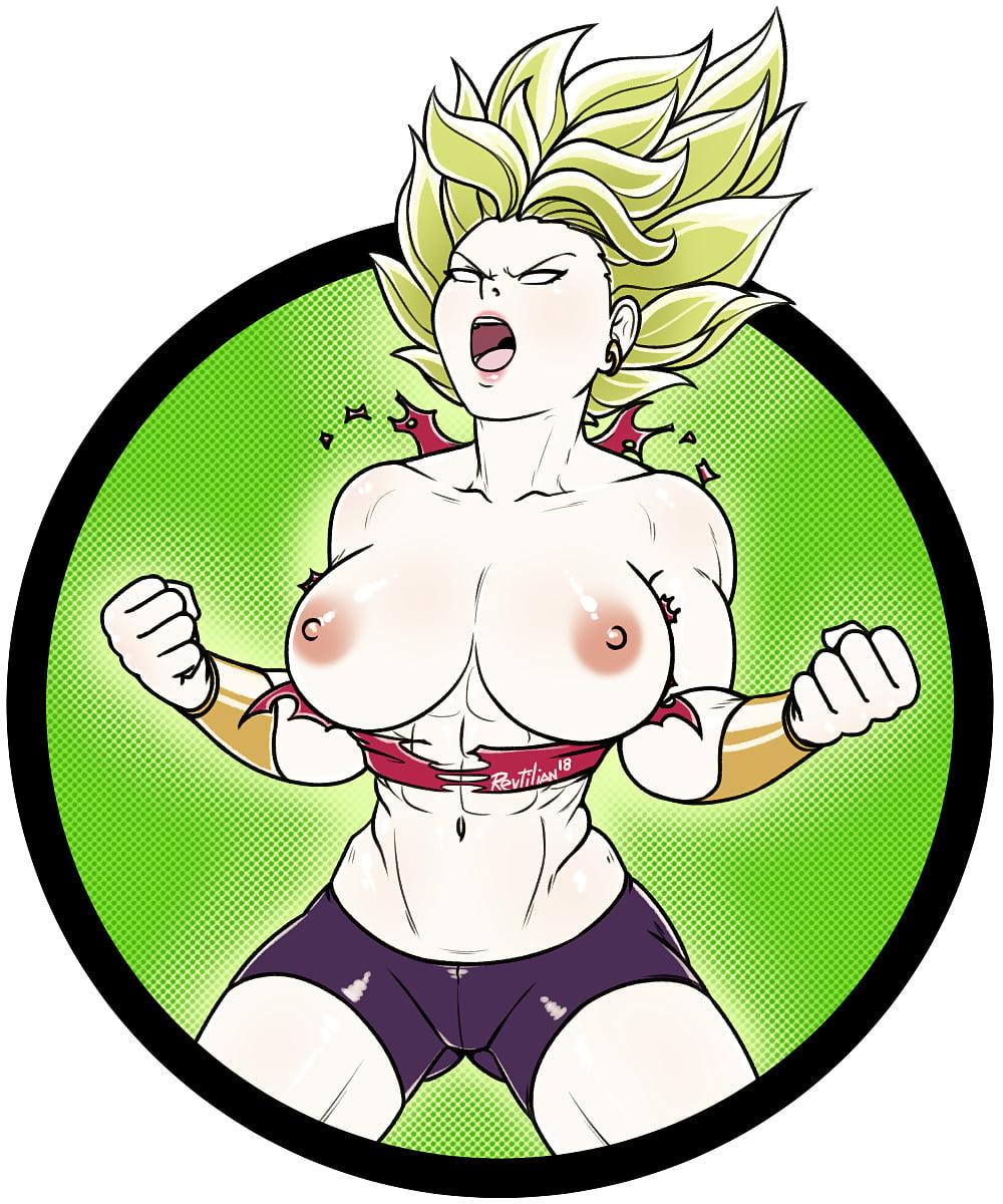 Kale and Caulifla Dragon Ball Super Hentai