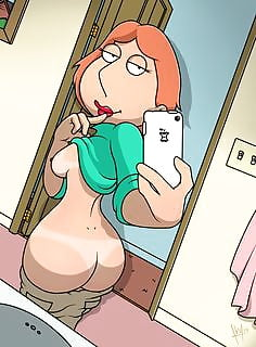 lois family guy dibujos porno