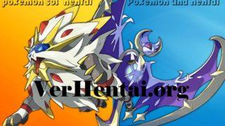 Pokemon Sol y Luna Hentai.