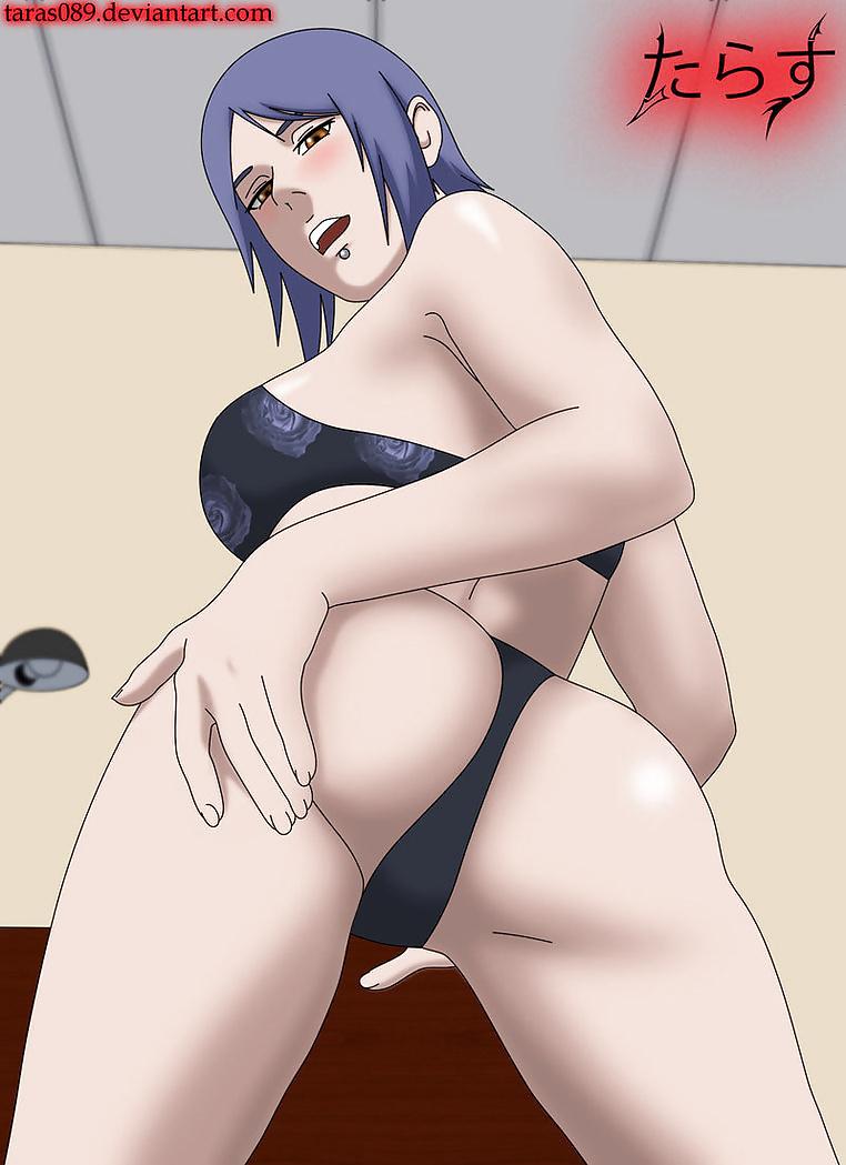 Konan Naruto hentai