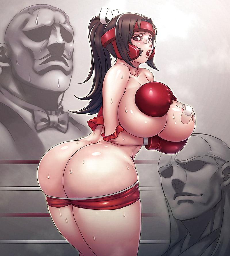 anime ass