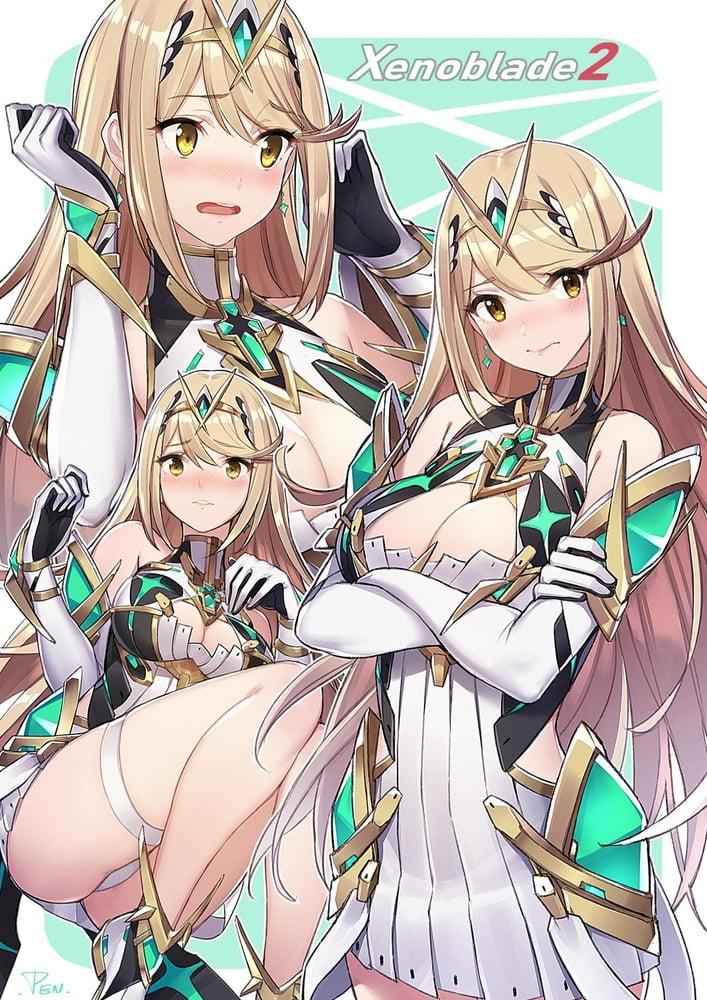 anime sexy