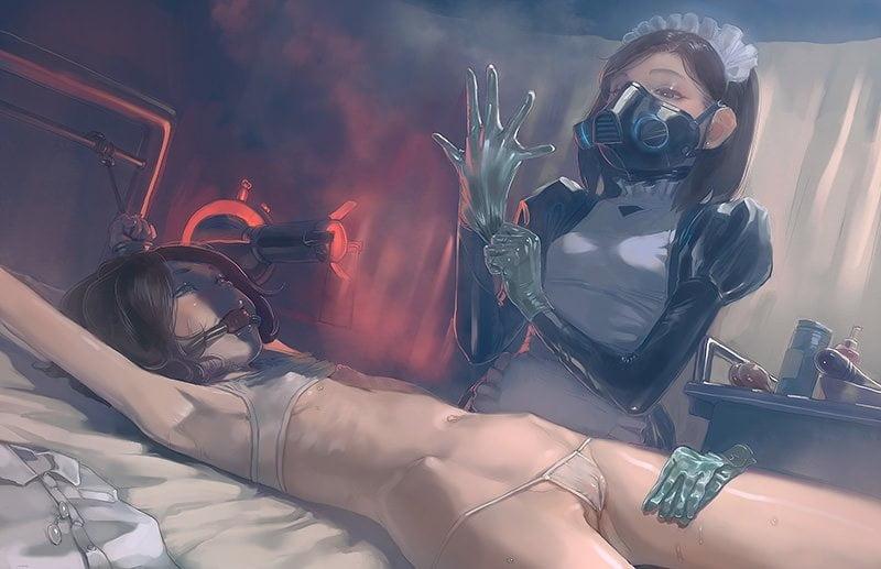 predicament bondage hentai