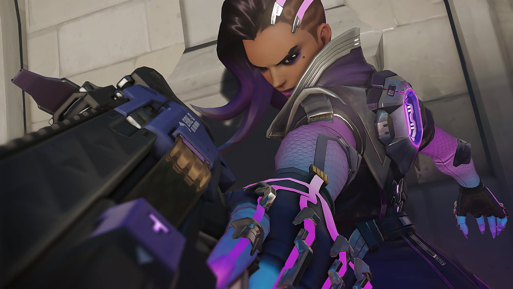 overwatch sombra fan art