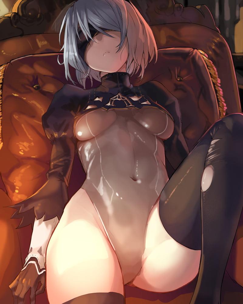 Nier Automata Hentai