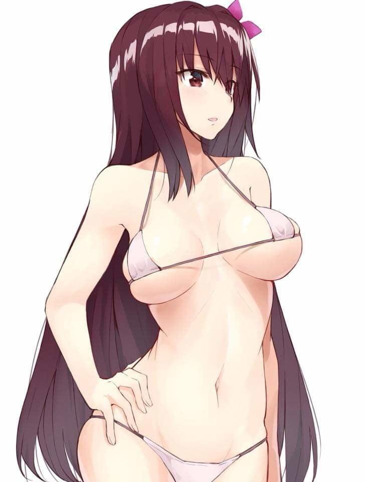tetas anime