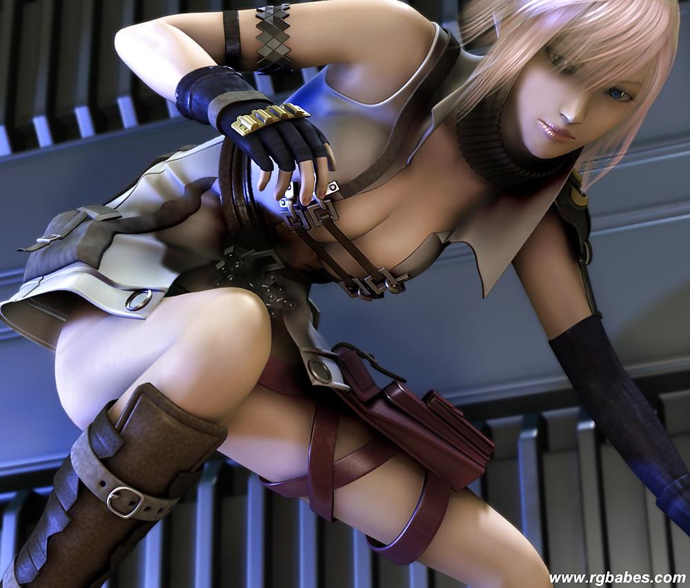 Videospiel Huren Teil 2 - Final Fantasy