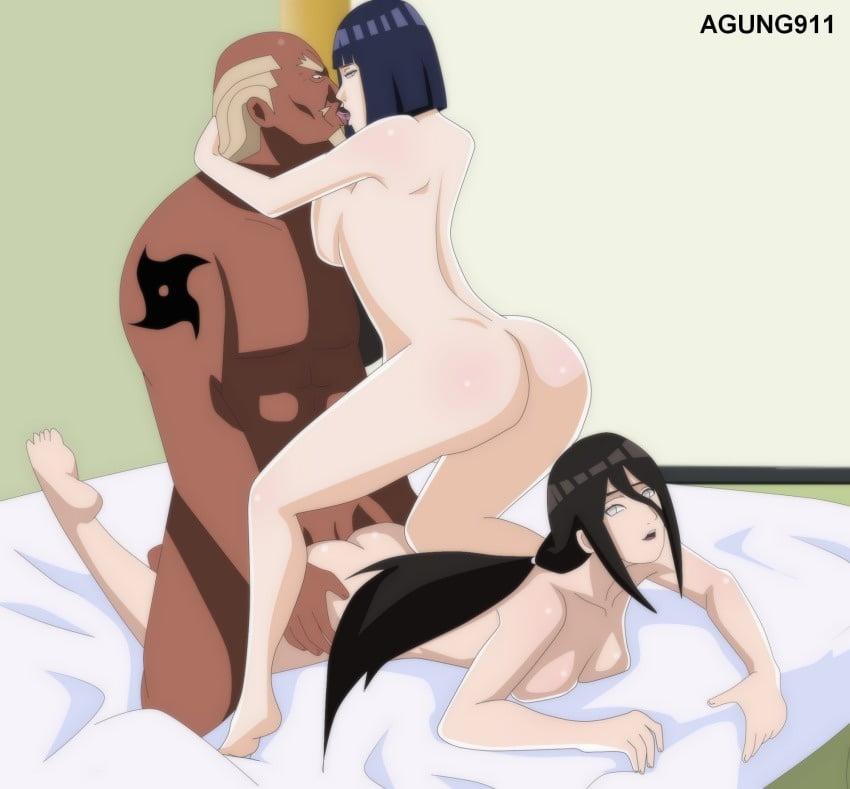 Hanabi Hyūga incesto