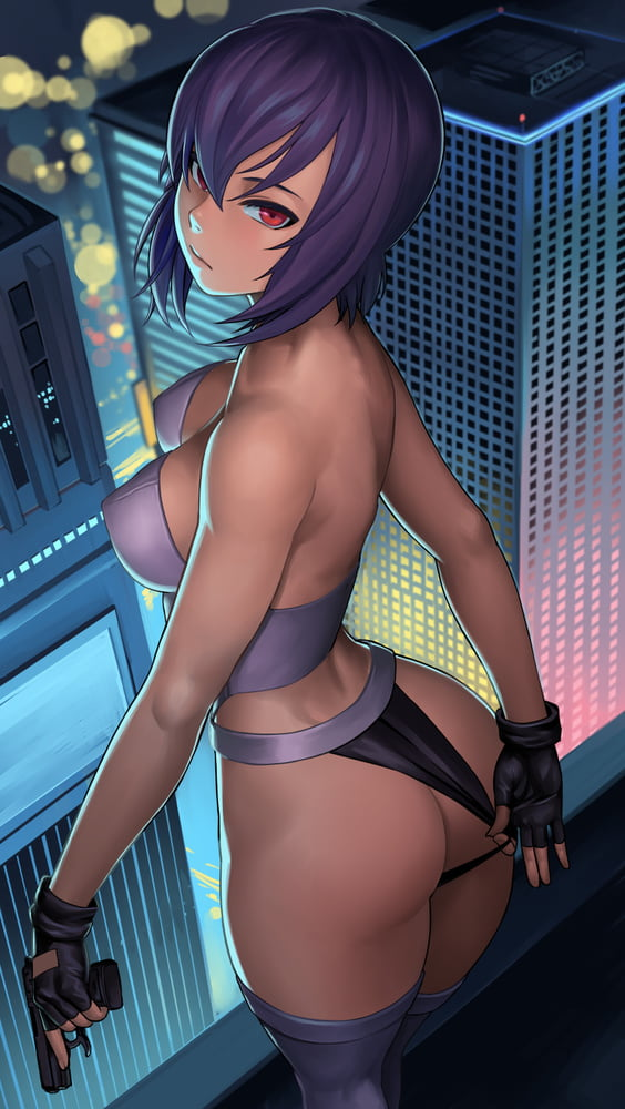 Ghost in the Shell sexy