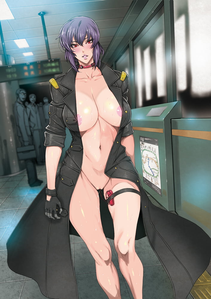 XXX Ghost in the Shell