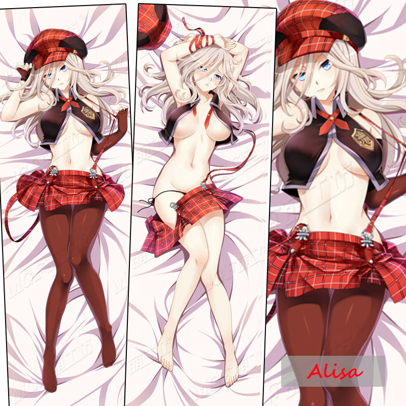 Hentai Pack Alisa (God Eater)