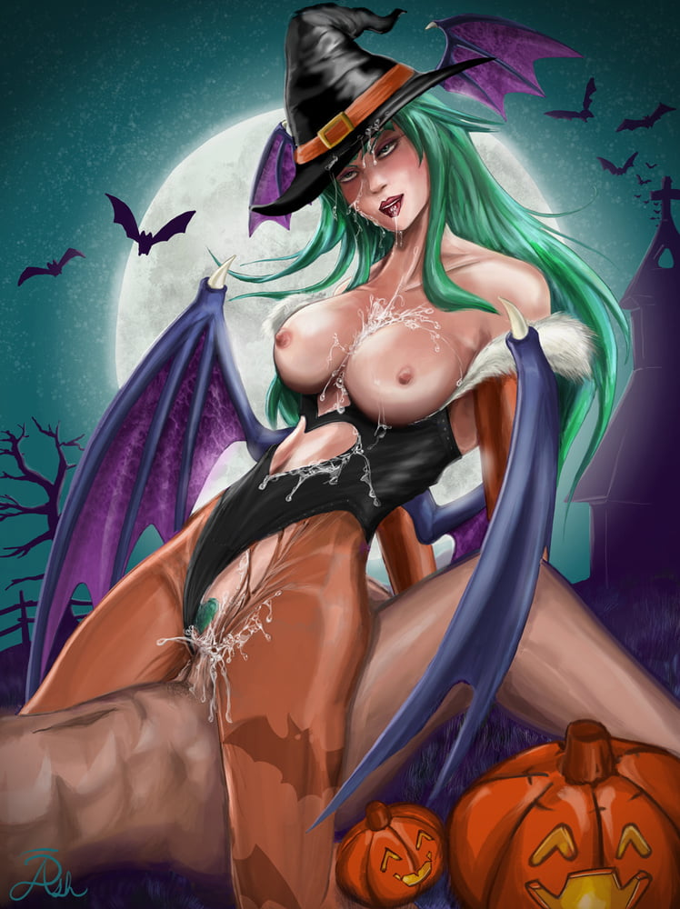 halloween anime pics