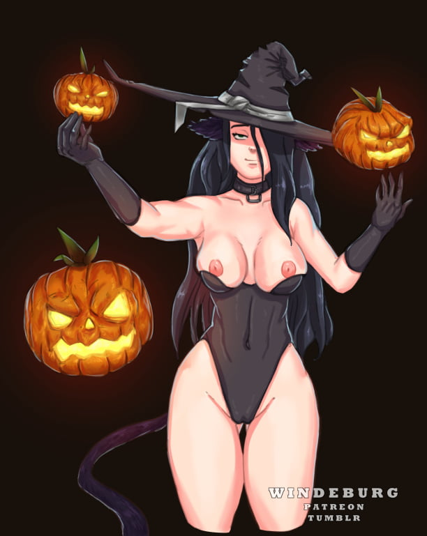 halloween pirn