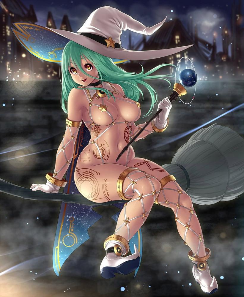 hentai halloween