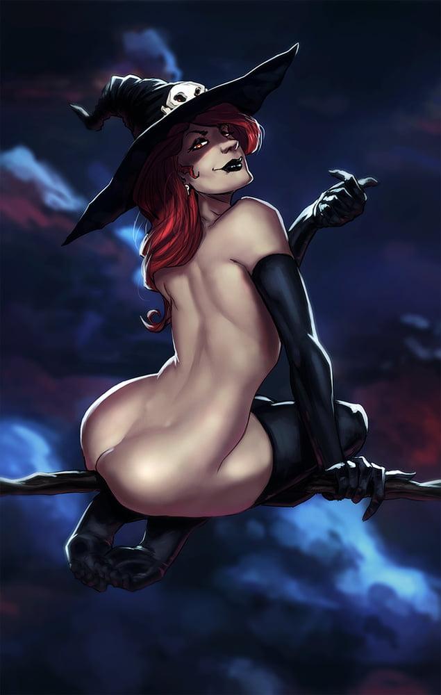 porn halloween