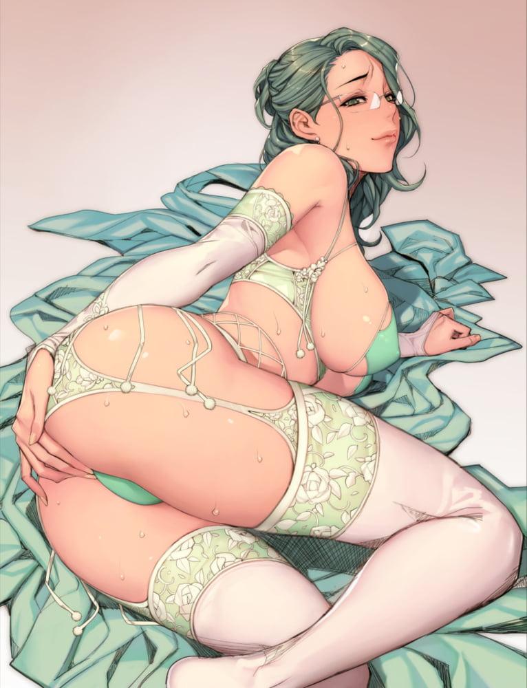hermosa diosa tetona