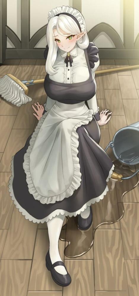 sirvienta sexy